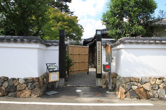 岩倉具視幽棲旧宅2017: 京都を歩...