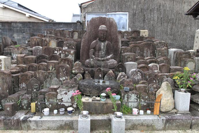 聞名寺 明眼地蔵と香川景樹: 京...