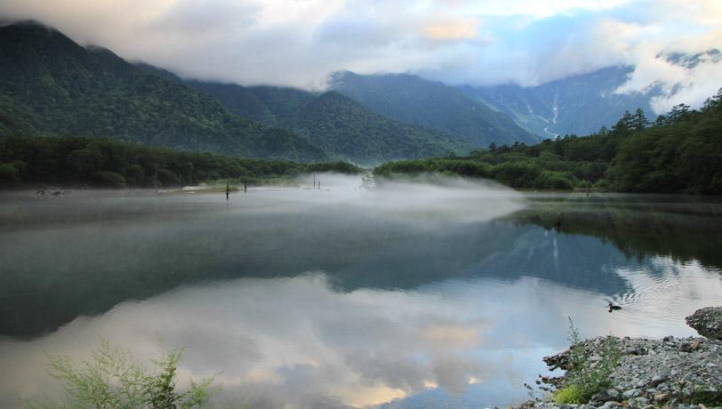 私の夏休み 上高地と山の日: 京都を歩くアルバム